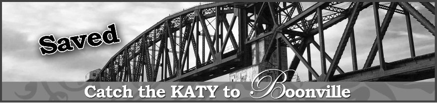 Catch the Katy to Boonville