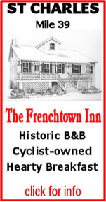 The Frenchtown Inn B&B, St Charles MO