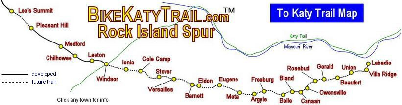 Katy Trail/Rock Island Trail info on henderson trail map, carrollton trail map, phoenix trail map, pleasanton trail map, jefferson city trail map, utah transit authority map, vadnais heights trail map, saint paul trail map, richardson trail map, cuyahoga valley brandywine falls map, sedalia trail map, weatherford trail map, columbus trail map, grant's trail map, deer park trail map, north carolina trail map, north richland hills trail map, the woodlands trail map, kentucky trail map, wichita falls trail map,