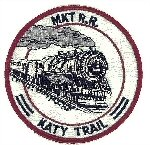 Katy Trail patch